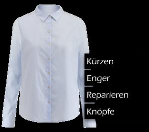 Hemd Kürzen, Hemd Enger oder Hemd Reparieren, Reparatur vom Knopf, Knöpfe reparieren, Knöpfe kaputt, Hemd zu lang, Hemd kaputt, Hemd Loch, Hemd flicken, Hemd zu weit, Hemd zu groß