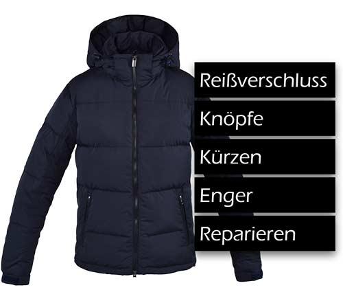 JackeReißverschluss reparieren / erneuern, Jacke Innentaschen reparieren, Jacken Reißverschluss kaputt, Zipper kaputt, Zipper erneuern, Jackentasche gerissen